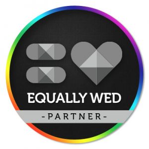 Equally Wed Partner Badge